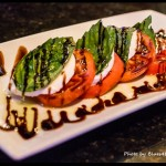 Heirloom Tomato & Mozzarella Caprese