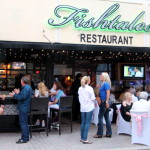 Fishtales Outdoor Patio Bar